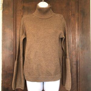 Vintage Barbara Bui Mock funnel neck sweater